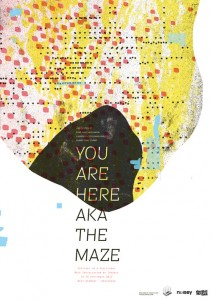 You Are Here AKA The Maze Festival at West Germany, Berlin Gig. you are here West Germany the maze Rock Pop Noise Indie Festival Experimental Berlin . rock pop indie festival featured experimental